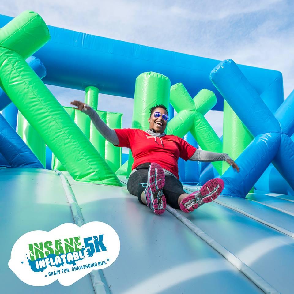 Insane Inflatable VolunteerLocal